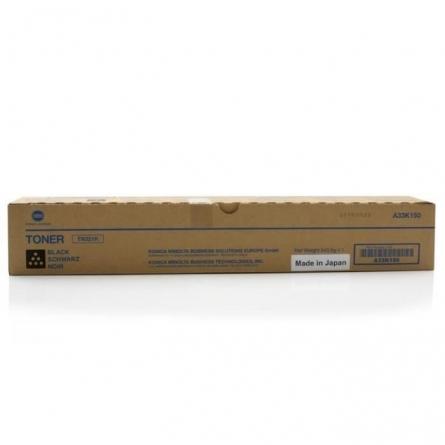Toner Konica-Minolta TN-321K A33K450 Black-Noir