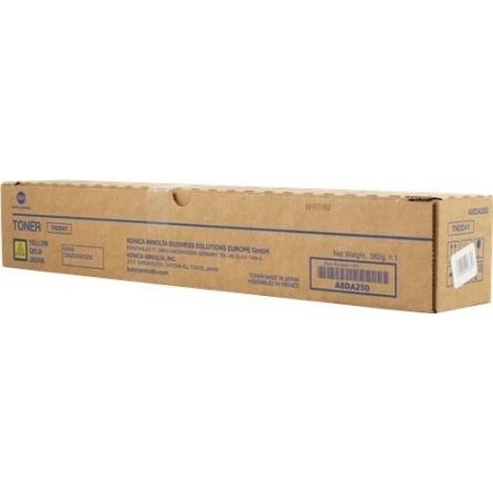 Toner Konica-Minolta TN-324Y A8DA250 Yellow-Jaune