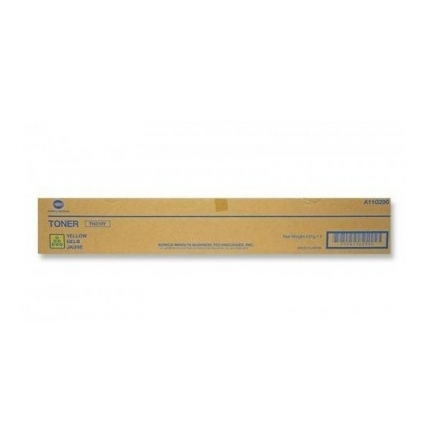 Toner Konica-Minolta TN-319Y A11G250 Yellow-Jaune