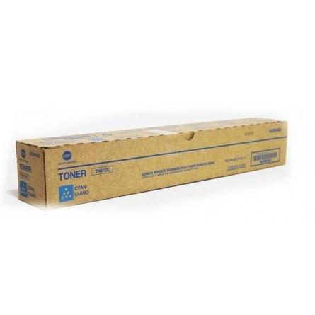 Toner Konica-Minolta TN-512C A33K452 Cyan
