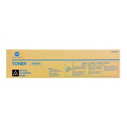Toner Konica-Minolta TN-613K A0TM150 Black-Noir