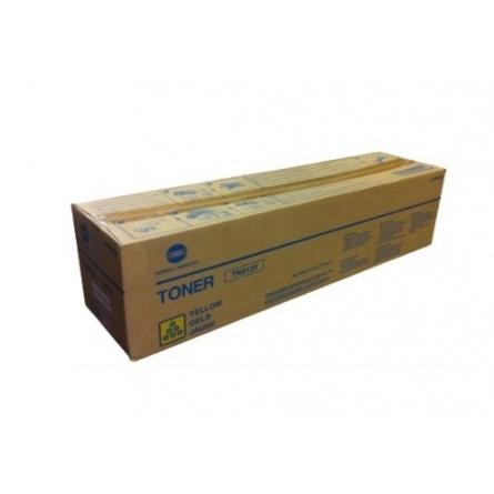 Toner Konica-Minolta TN-613Y A0TM250 Yellow-Jaune