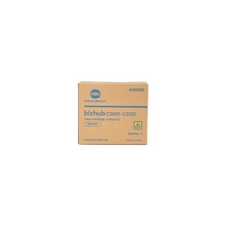 Toner Konica-Minolta TNP-48Y A5X0250 Yellow-Jaune