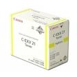 Toner Canon C-EXV21 Jaune/Yellow