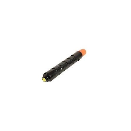 Toner Compatible C-EXV34 Jaune/Yellow