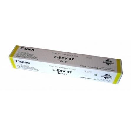 Toner Canon C-EXV47 Jaune/Yellow