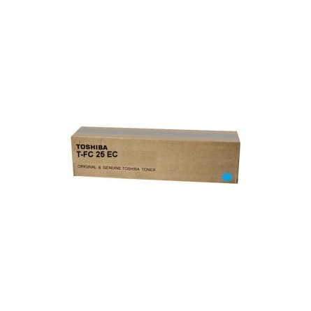 Toner Toshiba T-FC25EC 6AJ00000072 Cyan