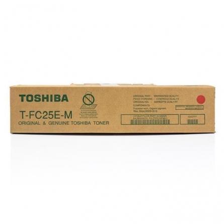 Toner Toshiba T-FC25EM 6AJ00000078 Magenta