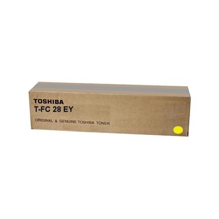 Toner Toshiba T-FC28EY 6AJ00000049 Yellow/Jaune