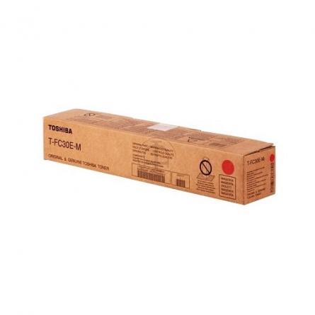 Toner Toshiba T-FC30EM 6AJ00000097 Magenta