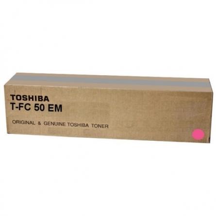 Toner Toshiba T-FC50 6AJ00000112 Magenta