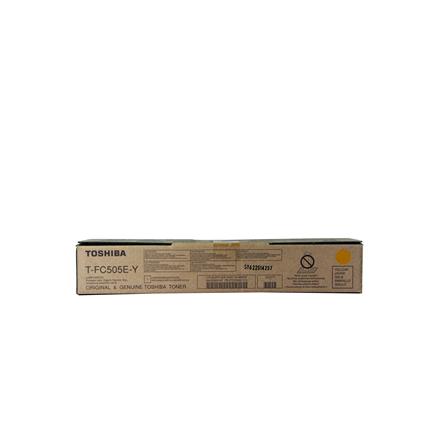 Toner Toshiba T-FC505E 6AJ00000147 Yellow/Jaune
