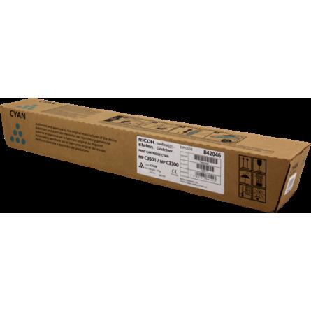Toner Ricoh MP C3501 842046-841427 Cyan