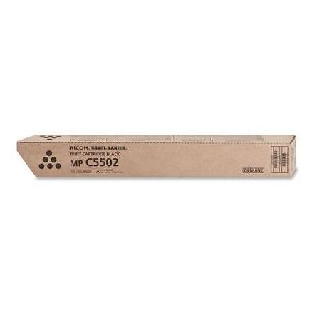 Toner Ricoh MP C5502 842020-841683-841755 Black-Noir