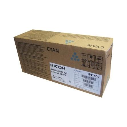 Toner Ricoh MP C7501 842076-841366-841362-841409 Cyan
